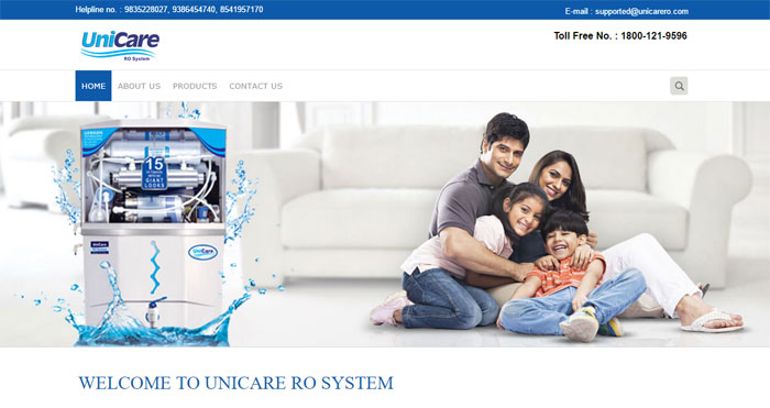 UNICARE RO SYSTEM